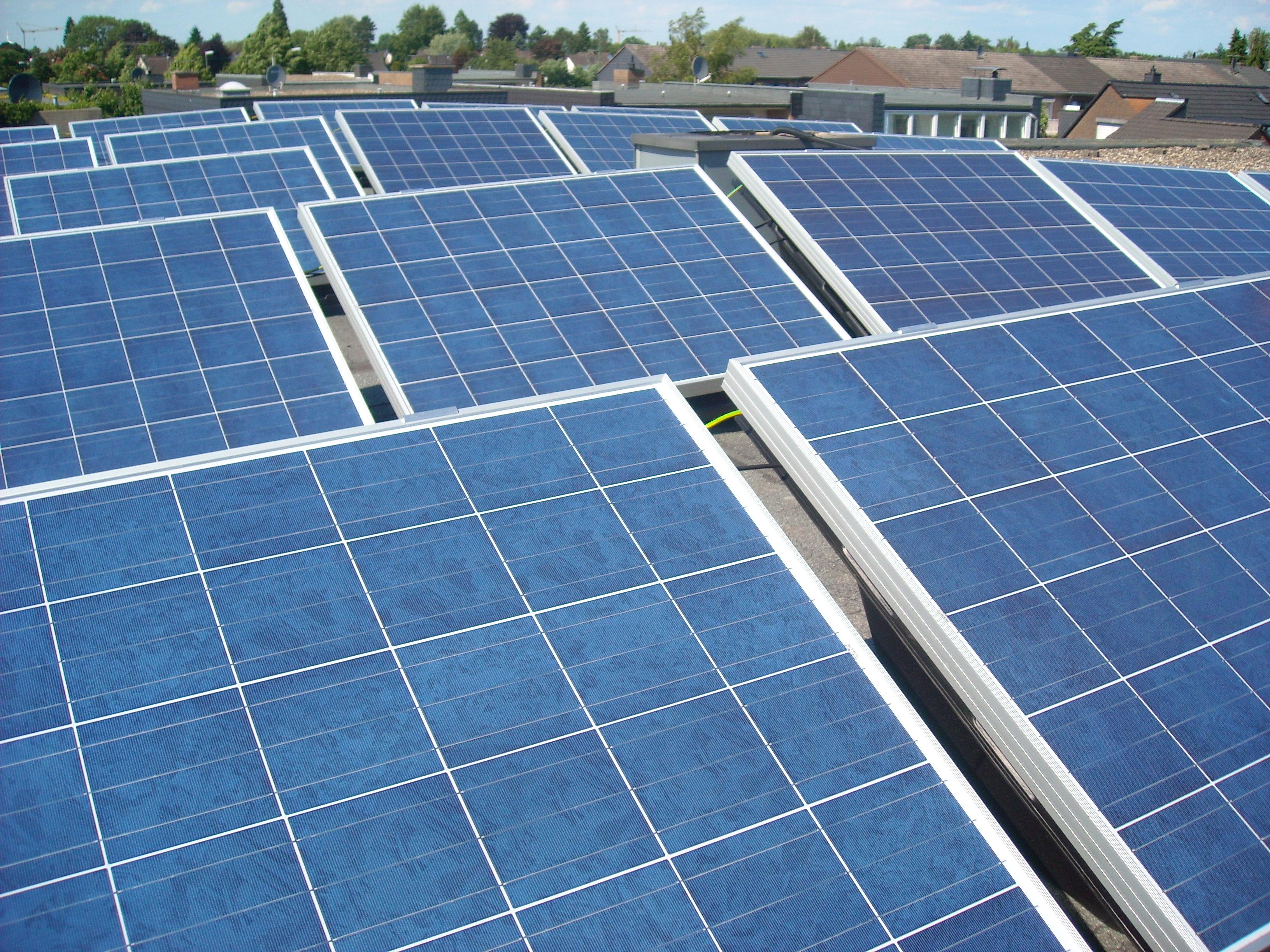 Kleines update zur Solaranlage…