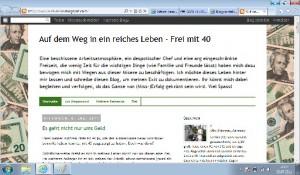 Blogvorstellung: Reich Leben